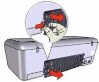 reset hp deskjet d2400 series impresoras hp deskjet series d2300 y d2400 la luz de