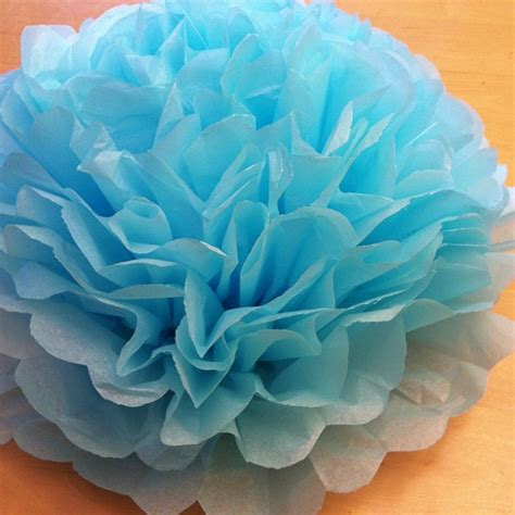 How To Make Easy Tissue Paper Flowers - tutorial how to make diy tissue paper flowers