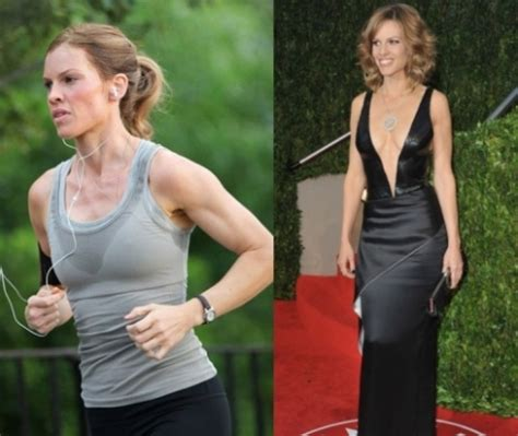 hilary swank exercise routine hilary swank diet and workout routine lose weight like
