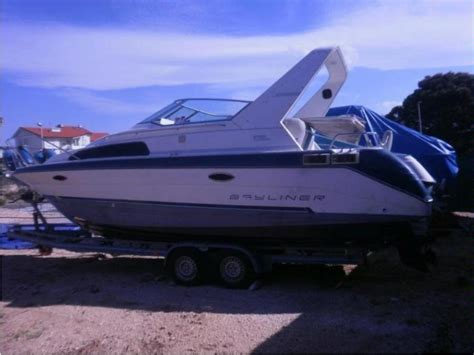 bayliner boats for sale croatia bayliner bayliner 2755 ciera sunbridge austauschmotor