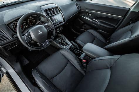 mitsubishi outlander interior 2018 mitsubishi outlander sport interior overview motor