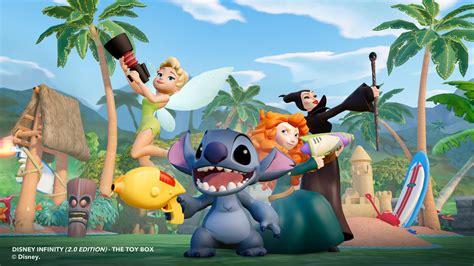 Disney Infinity 2 0 Disney Infinity 2 0 Arrivano Anche Trilli E Stitch