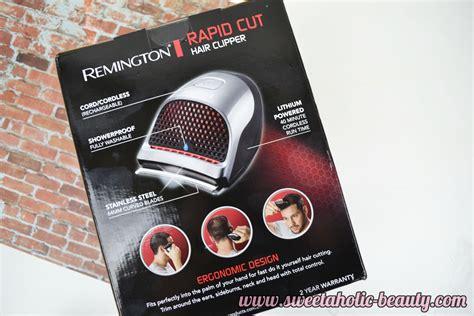 remington hair cut remington rapid cut hair clipper review sweetaholic