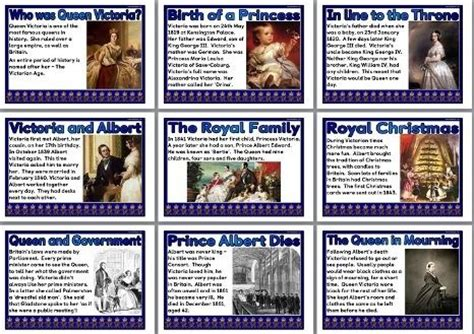 biography queen victoria ks2 set of 17 printable posters all about queen victoria