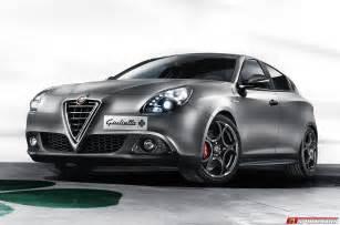 Alfa Romeo Gullieta Official 2015 Alfa Romeo Giulietta Quadrifoglio Verde