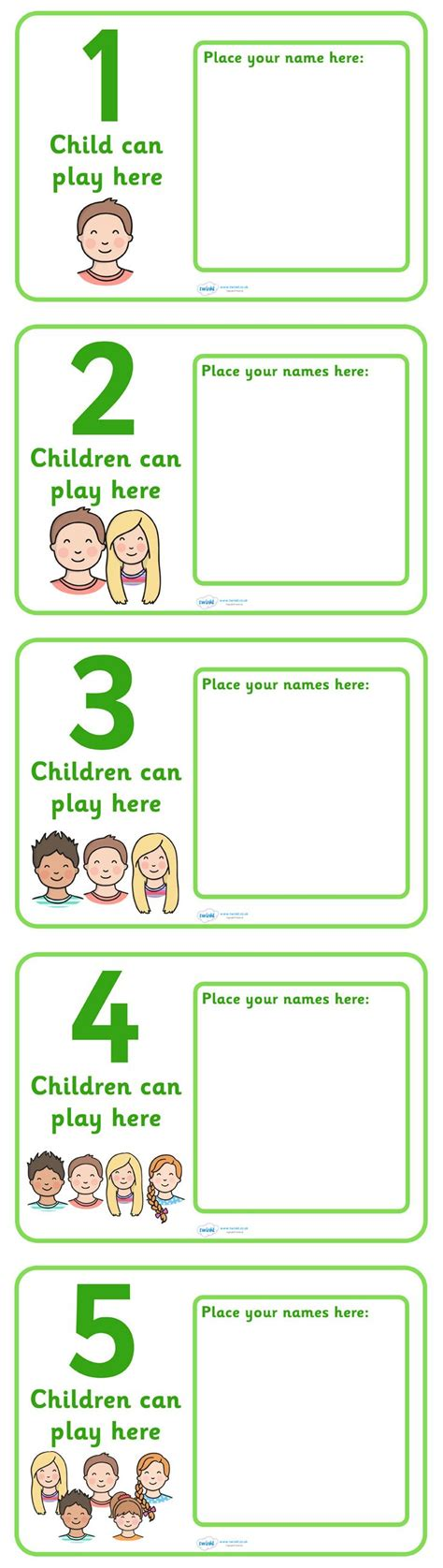 printable name poster twinkl resources gt gt how many can play here name posters