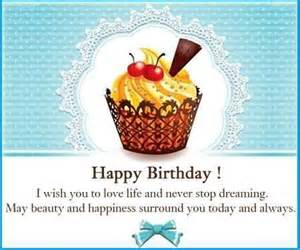 sweet delicious cake birthday wishes for employee e card
