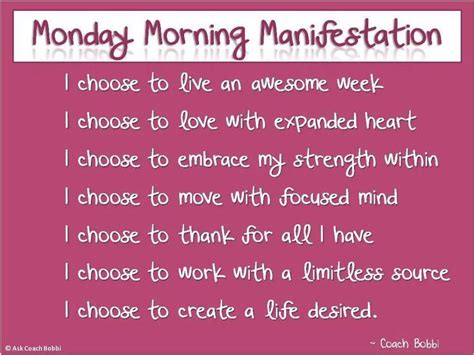 Inspirations This Week by Welcome To A Brand New Week My Friends Let S Start Today