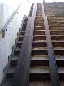 Stair Ramps For Wheelchairs by And You Thought Those Were Wheelchair Ramps Aided Mobility