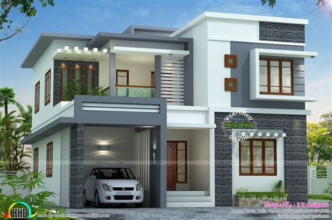 kerala home designs at its best must watch youtube must see square meter flat roof house kerala home design