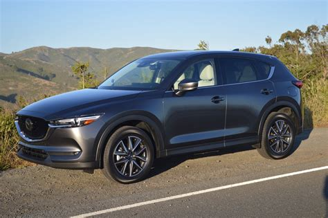 mazda cx 5 gt review 2017 mazda cx 5 gt fwd review car reviews and news at