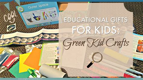 green kid crafts educational gifts for green kid crafts explorer momma