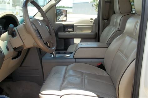 Lincoln Lt Interior by 2007 Lincoln Lt Interior Pictures Cargurus