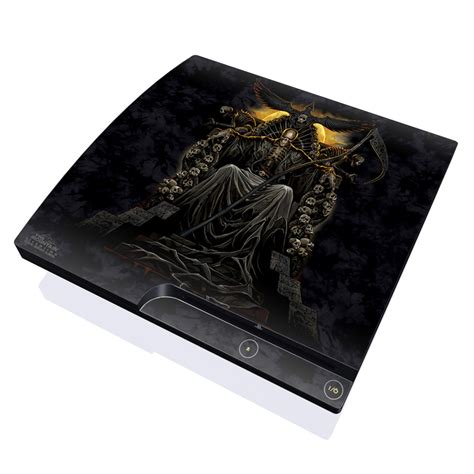 Skin Premium Medicine No Sony No throne playstation 3 slim skin istyles