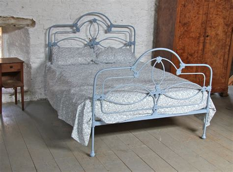 antique king bed early victorian all iron king size bed 282685 sellingantiques co uk