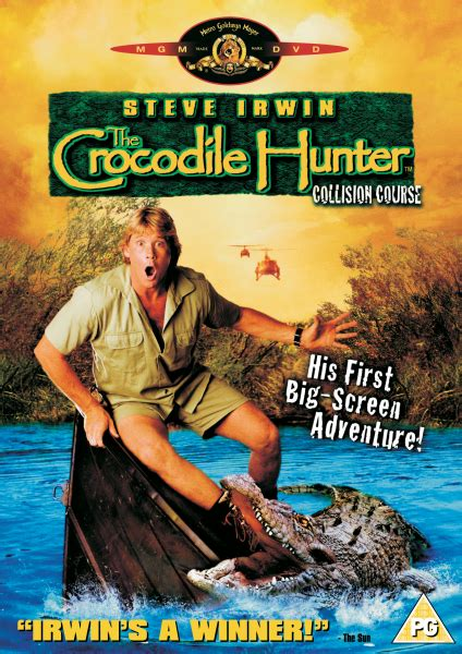 crocodile hunter collision  dvd zavvi