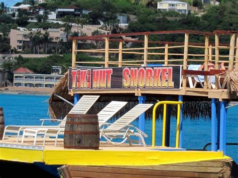 Tiki Hut Snorkel Tiki Hut Snorkel Park Philipsburg St Maarten St Martin