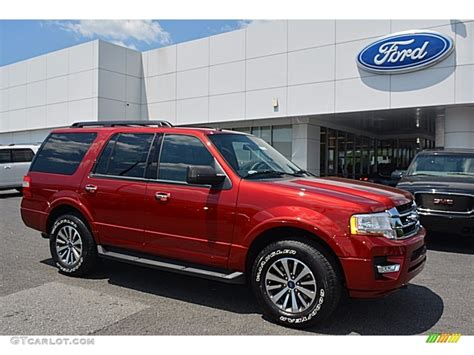 ford expedition red 2017 ruby red ford expedition xlt 4x4 120469877 photo 8