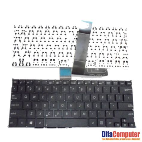 Keyboard Laptop Asus X200ca keyboard for asus x200ca x200la x200ma black cv difacom solusindo 0813 1119 1291 toko