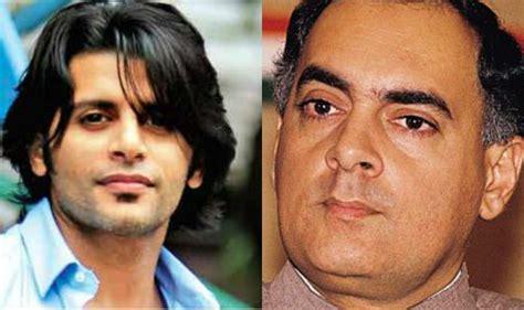 biography of rajiv gandhi in short television heartthrob karanvir bohra to play rajiv gandhi