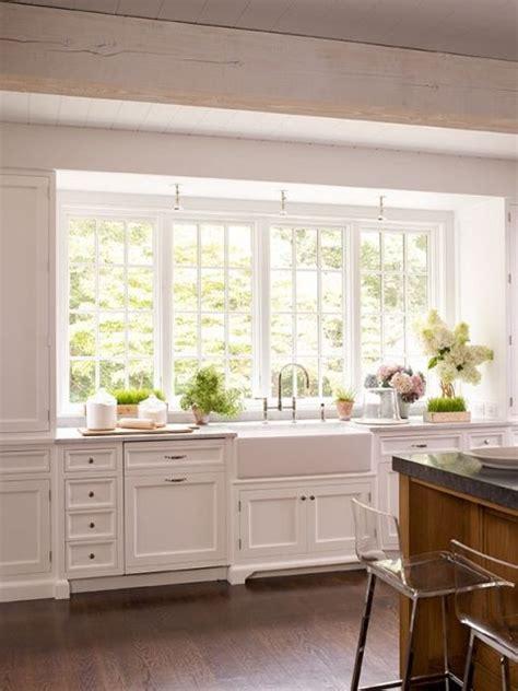 kitchen cabinets around windows trend alert 5 kitchen trends to consider sinks window
