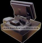 Mesin Kasir Electronic Register Casio Qt 6100 casio qt 6100 touchscreen electronic registers at register store