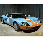 Blue/Orange 2006 Ford GT Heritage Exterior Photo 104351
