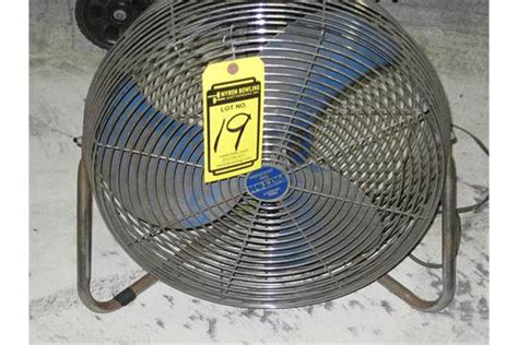 patton high velocity fan 18 patton high velocity fan