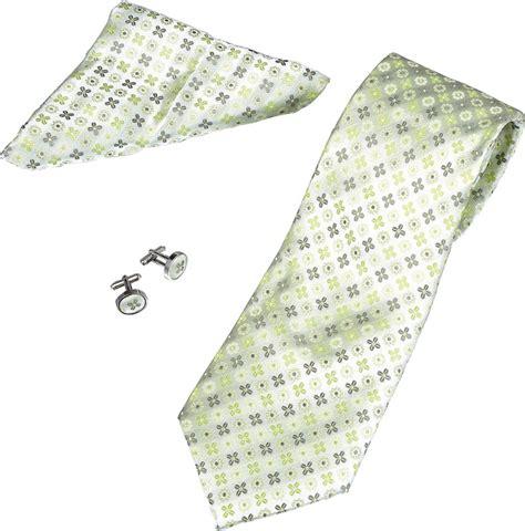 flower pattern tie nature green flower pattern tie cufflinks on elighters