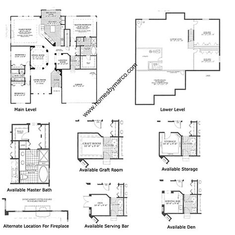 dartmouth floor plans dartmouth model in the sterling ridge subdivision in cary illinois homes by marco