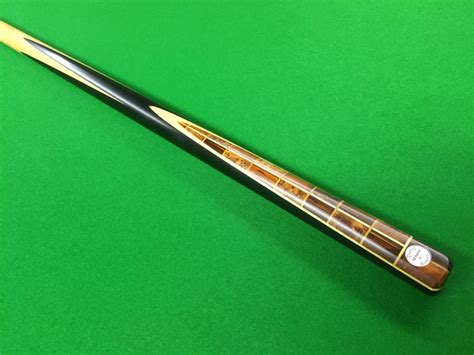 Handmade Cues - david bowen cues custom made snooker cues