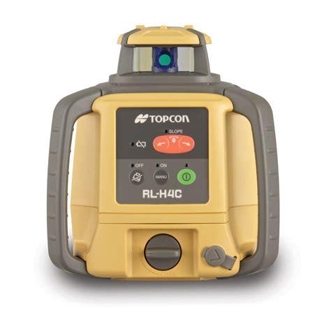 topcon rl h4c laser level jb sales ltd