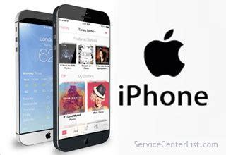 apple iphone service center  indore service center list