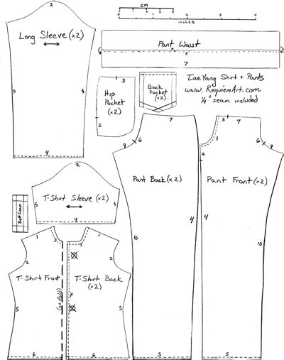 barbie clothes pattern template free sewing patterns for barbie pinteres