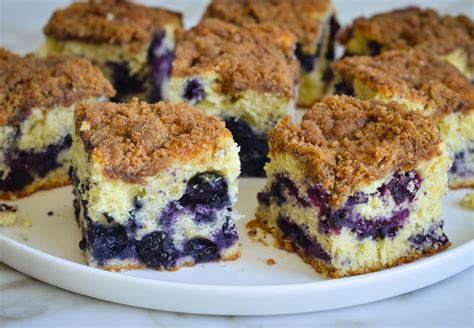my coffee cake blueberry coffee cake aka boy bait once upon a chef