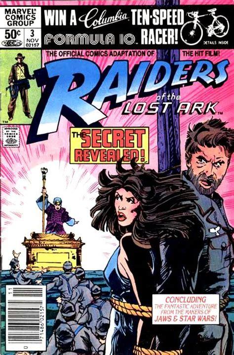 forgotten the forgotten volume 1 books raiders of the lost ark vol 1 3 marvel comics database