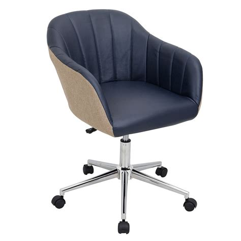 navy office chair modern office chairs sherwin navy office chair eurway
