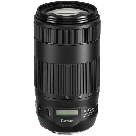 best 70 300mm lens canon ef 70 300mm f 4 5 6 is ii usm lens 0571c002 b h photo