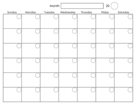 printable calendar quizzes blank weekly calendars printable activity shelter