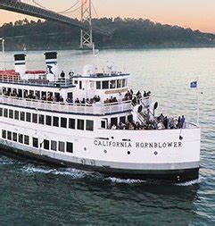 dinner on a boat san francisco san francisco dining cruises hornblower