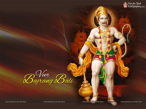 pictures of lord hanuman wallpaper lord hanuman hindu god wallpapers free