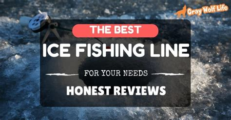best troline reviews for your backyard the best ice fishing line for your needs honest reviews