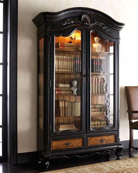 Book Cabinet With Glass Doors A Trip Memory Inspired By Fashioned Bookcases