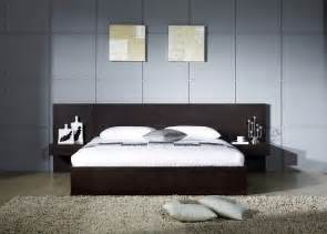 King Size Beds With High Headboards King Size Platform Beds And High Tech Homeblu