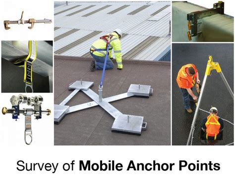 anchor roofing systems arizona 8 mobile anchor points to use when working at height