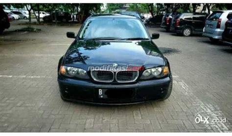 Bantal Mobil Bmw Desain Hitam jual bmw 318i e46 hitam facelift 04 03 vr19 quot audio likenew modifikasi jual beli