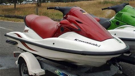 waterscooter kawasaki 2004 kawasaki jet ski 900 stx review personal watercraft