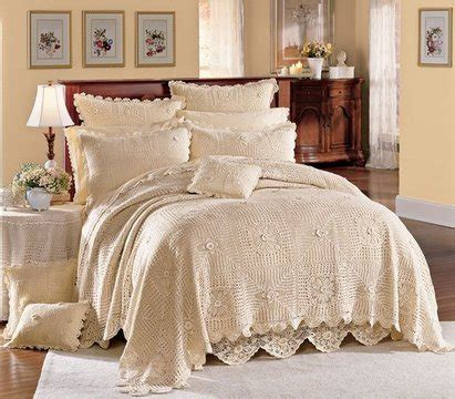 Crochet Comforter by Crochet Bedspread In Narsapur Andhra Pradesh India