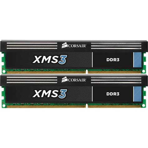 Ram Corsair 8 Giga by 8gb Corsair Xms3 Ddr3 1333 Dimm Cl9 Dual Kit