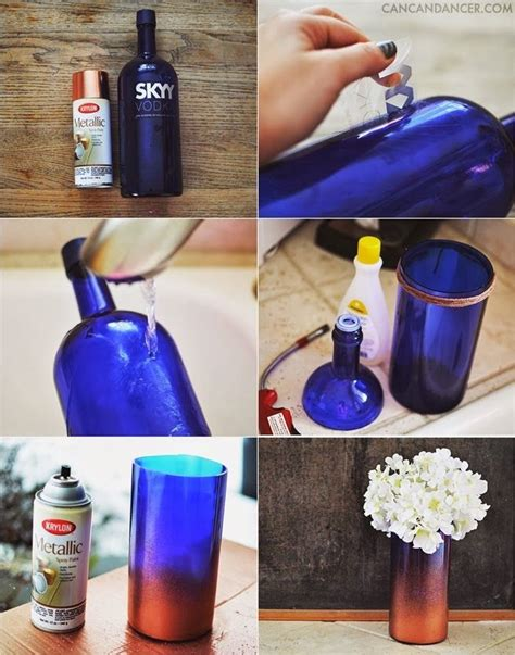 diy glass bottle crafts creative recycling of glass bottles design diy magazine 171 171 upcycle recycle 187 187